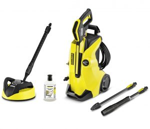 idropulitrice Karcher k4 full Control Home